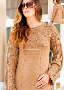 Meandrous Sweater