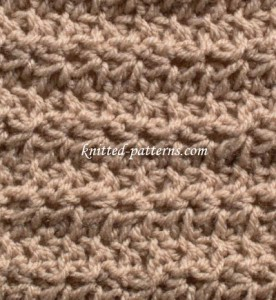 Fences - Crochet Stitch
