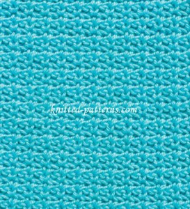Take It Easy - Crochet Stitch