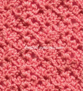 Coral Reef - Crochet Stitch