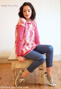 Pullover Jacquard Pattern