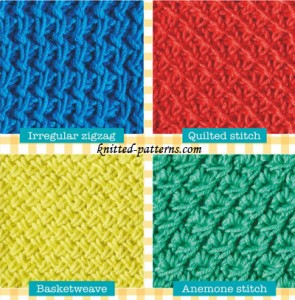 Crochet Stitches Video Free : Free crochet stitches patterns