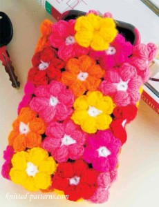 Crochet Phone Cozy Free Pattern