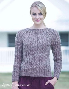 Free Knitting Pattern Azel Pullover : Knitting patterns