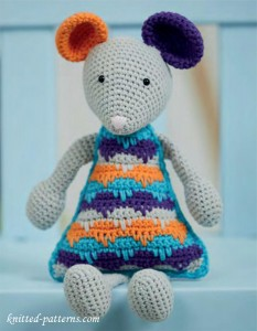 Toy crochet pattern