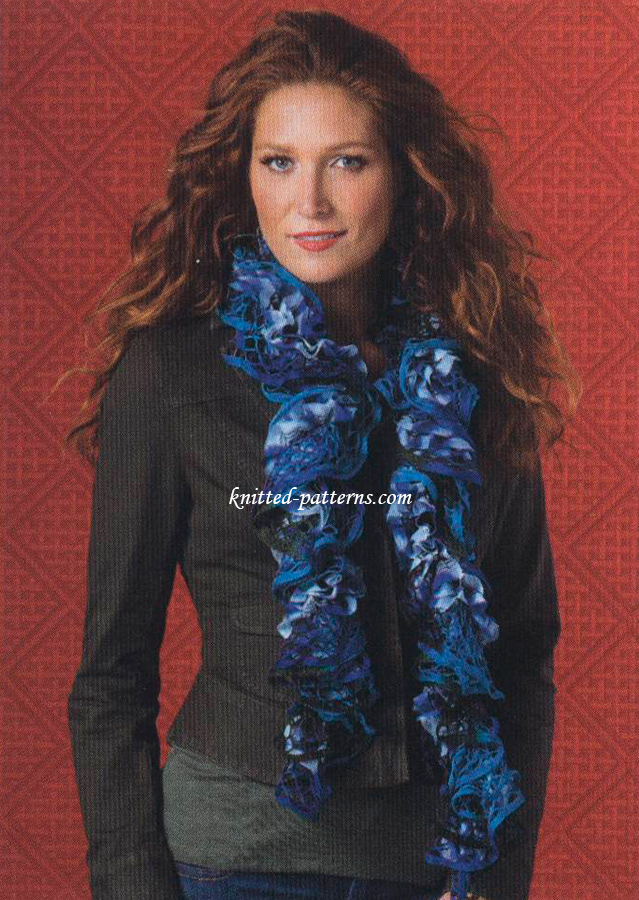 Starbella Flirt Crochet Scarf Pattern Online Dating With Beautiful
