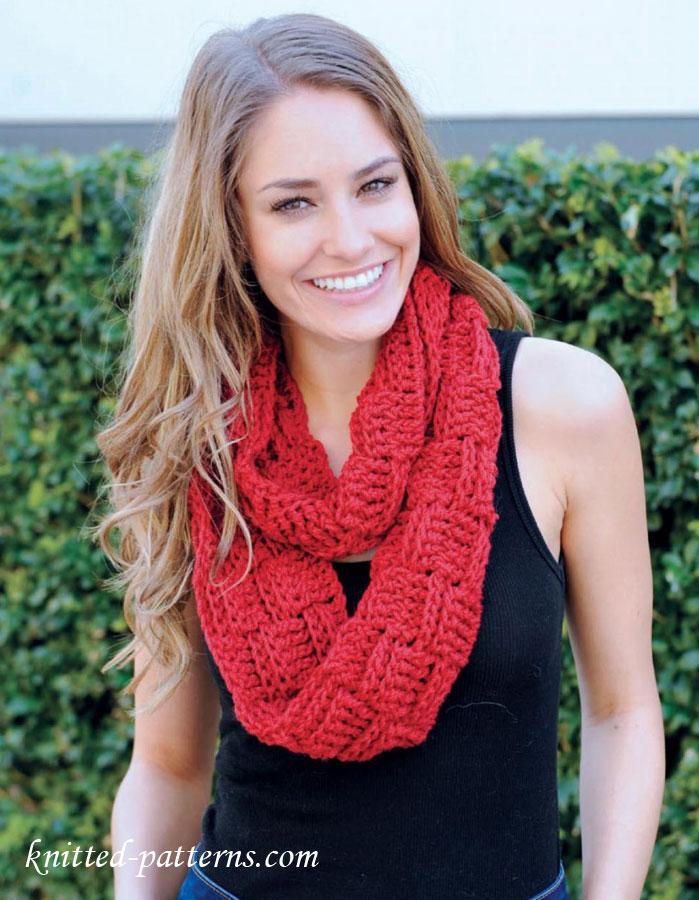 Cowl Crochet Pattern Free