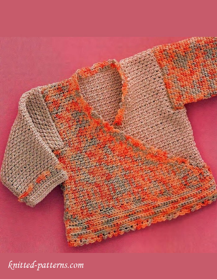 Crochet Baby Top Pattern Free