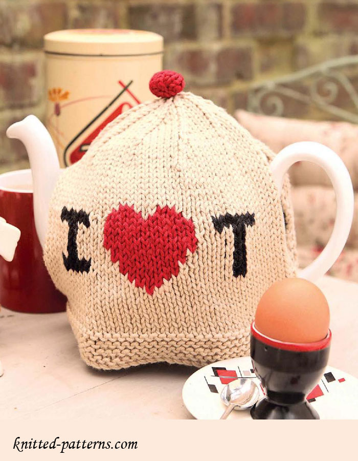 Tea cosy knitting pattern free