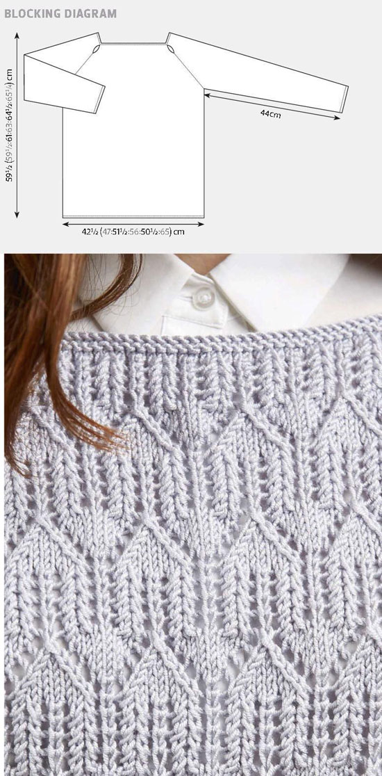 Knitting Joining Raglan Seams : Wide neck raglan jumper knitting pattern free