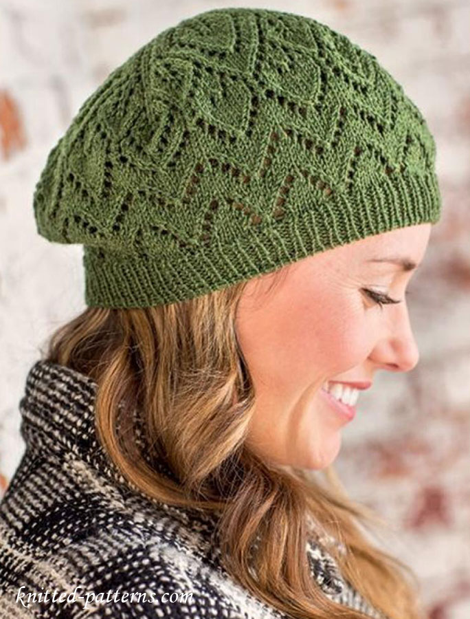 Knitting Patterns For Scarves And Hats : Knitting patterns - scarves, hats