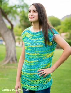 Top crochet pattern