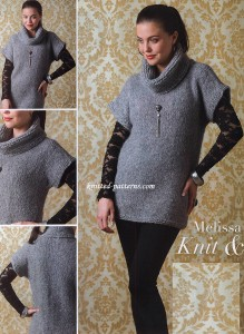 Darla Tunic - Knit