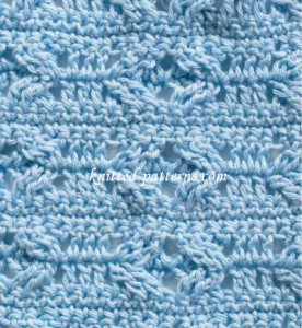 Niches - Crochet Stitch