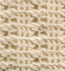 Winging - Crochet Stitch