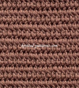 Between the Lines - Crochet Stitch