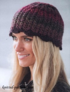Free Crochet Women's Hat Pattern