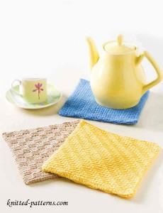 Crochet Pot Holders Patterns Free