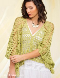 Cover Up crochet pattern