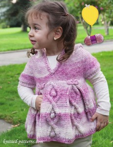 Tunic knitting pattern