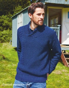 c5a1a52d315da Men s pullovers and sweaters knitting patterns