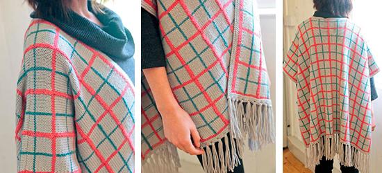 Blanket Wrap Free Knitting Pattern