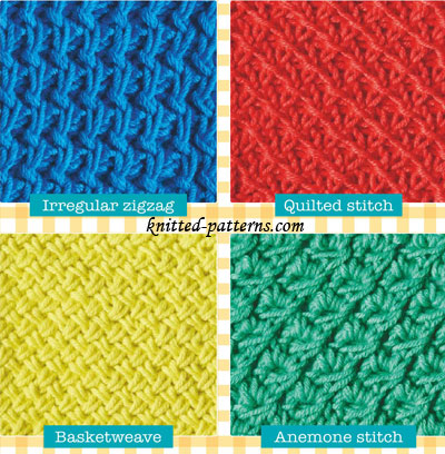 Free Crochet Stitches Patterns