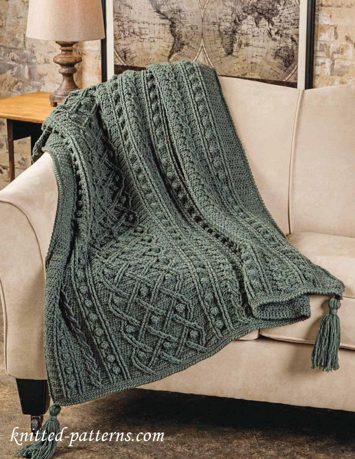 Outstanding Free Celtic Crochet Patterns Image Collection - Easy ...