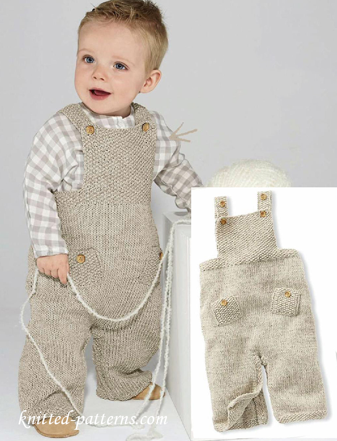 a897576fdf49 Free knitting pattern dungarees